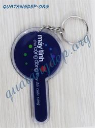 Móc khóa nhựa dẻo chìa khóa