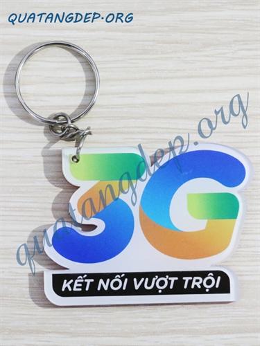 Móc khóa mica Viettel 3G