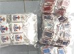Móc khóa mica hình cái áo 400 cái của THPT Tân Bình